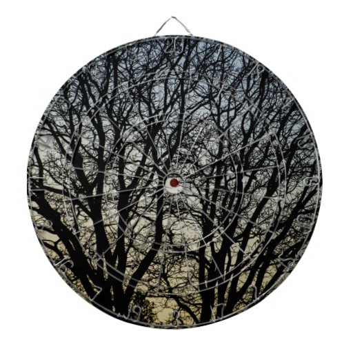 Magestic Tree Closeup Dartboards