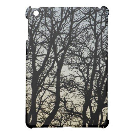 Magestic Tree Closeup Case For The iPad Mini