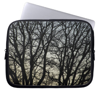 Magestic Tree Closeup Laptop Computer Sleeves