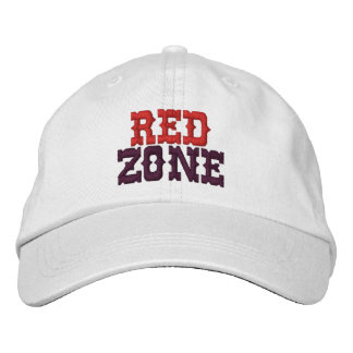 MaggHouze Red Zone Ball Cap