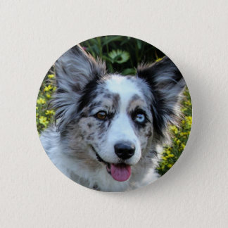 Maggie 6 Cm Round Badge