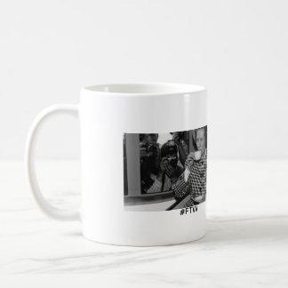 Maggie Thatcher #FTW Basic White Mug