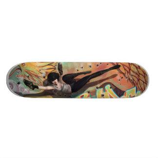 Maggie Will Kill You Custom Skateboard