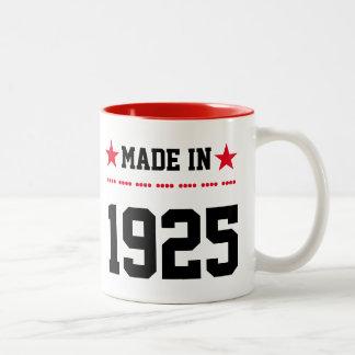 Maggot in 1925, Two-Tone coffee mug