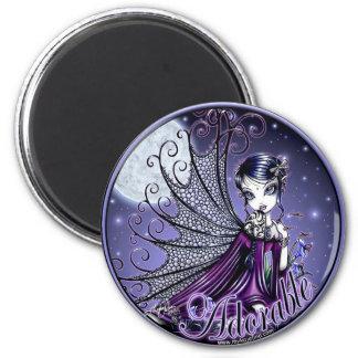 Maggy Twilight Moon Adorable Fairy Magnet