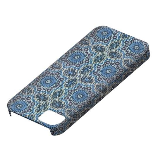 Maghrebi mosaic iPhone 5 case