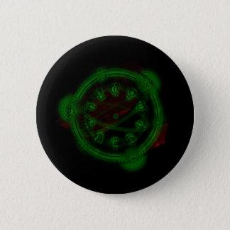 magic 6 cm round badge