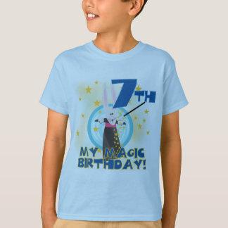 Magic 7th Birthday Tshirts and Gifts