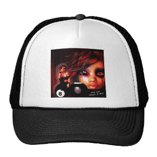 Magic 8 Ball Cap
