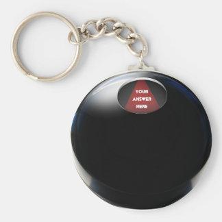 Magic 8 Ball Key Chains