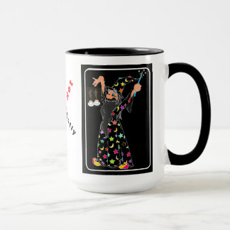 magic and hot mug