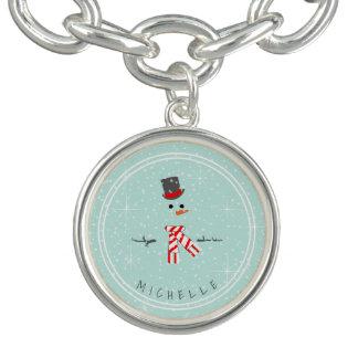 Magic and Wonder Christmas Snowman Mint ID440