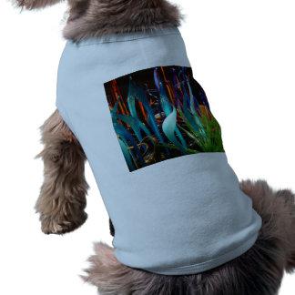 Magic Art Dog T-shirt