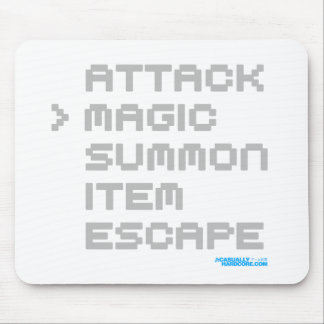 Magic Attack Mouse Pad