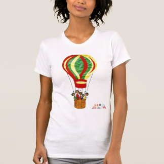 Magic balloon ladies' t-shirt