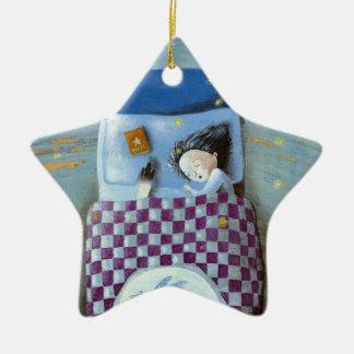 Magic Bed Christmas Ornament