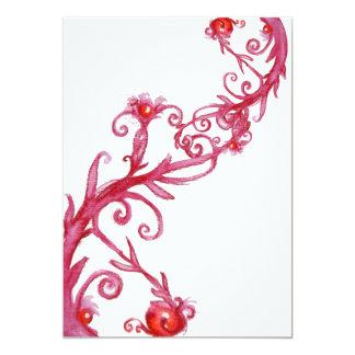 MAGIC BERRIES, red white Card