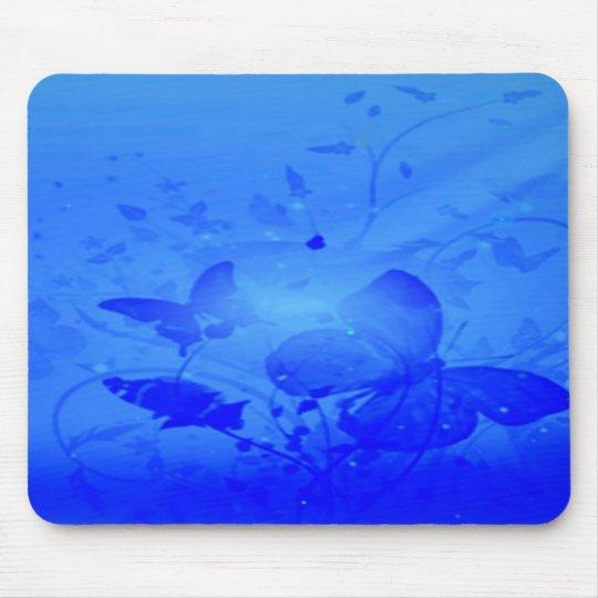Magic Blue Mouse Mat