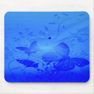 Magic Blue Mouse Pad