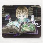 Magic Book Mouse Pad