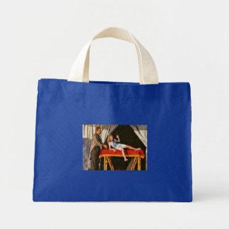Magic - Can I have a Volunteer Canvas Bag