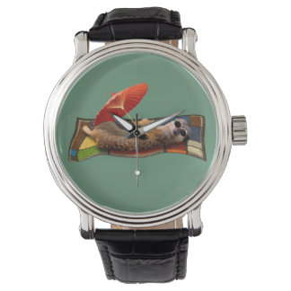 Magic Carpet Ride Watch (Green)