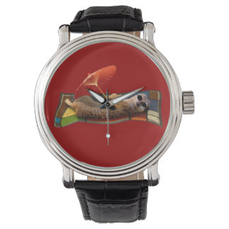 Magic Carpet Ride Watch (Red)