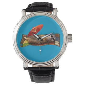 Magic Carpet Ride Watch (Turquoise)