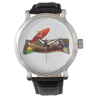 Magic Carpet Ride Watch (White Background)