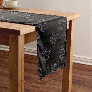 magic cat short table runner