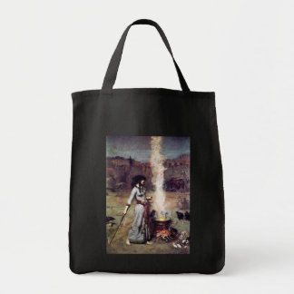 Magic Circle 1886 Waterhouse Tote Bag