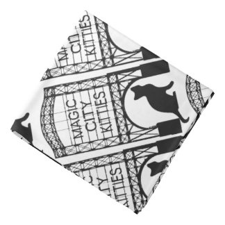 Magic City Kitties Bandana