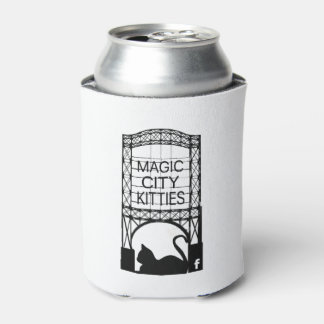Magic City Kitties Coozie