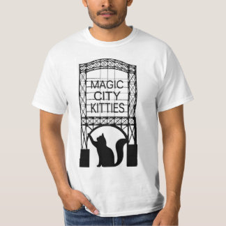 Magic City Kitties Men's Value T-shirt