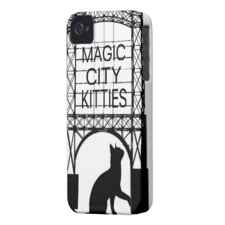 Magic City Kitties Phone Case