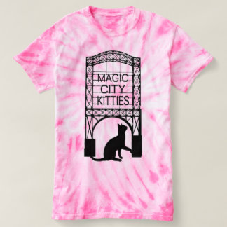 Magic City Kitties T-shirt