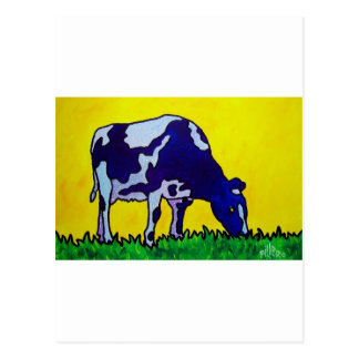 Magic Cow Postcard