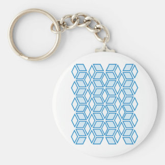 Magic cube 2 key chains
