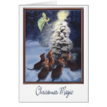 Magic Dachshund Christmas