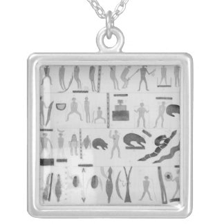 Magic Dances of the Ontonagons Silver Plated Necklace