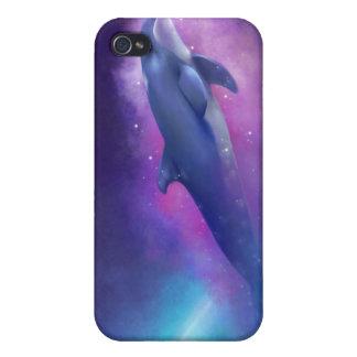 Magic Dolphin iPhone 4/4S Case