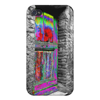 Magic Door iPhone Case iPhone 4/4S Cover
