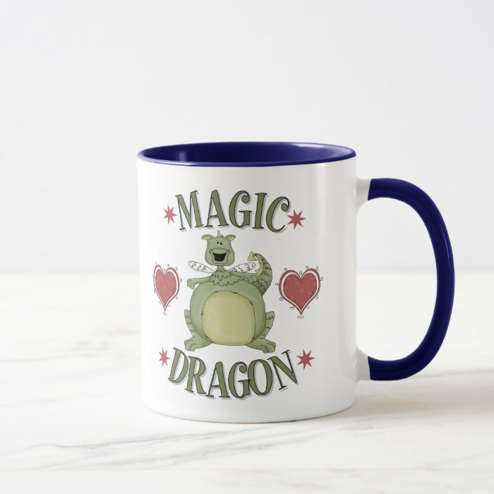 Magic Dragon Mug