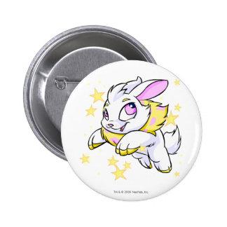 Magic Electric Cybunny 6 Cm Round Badge