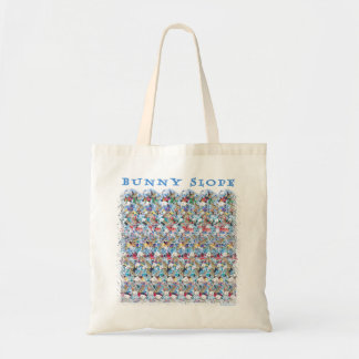 "Magic Eye® 3D ""Bunny Slope"" Bag"