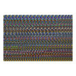 """Magic Eye® 3D """"Invisible"""" Poster 36"""" x 24"""""""