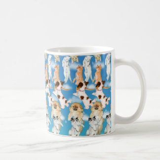 "Magic Eye® 3D ""It's Raining Cats and Dogs"" Mug"