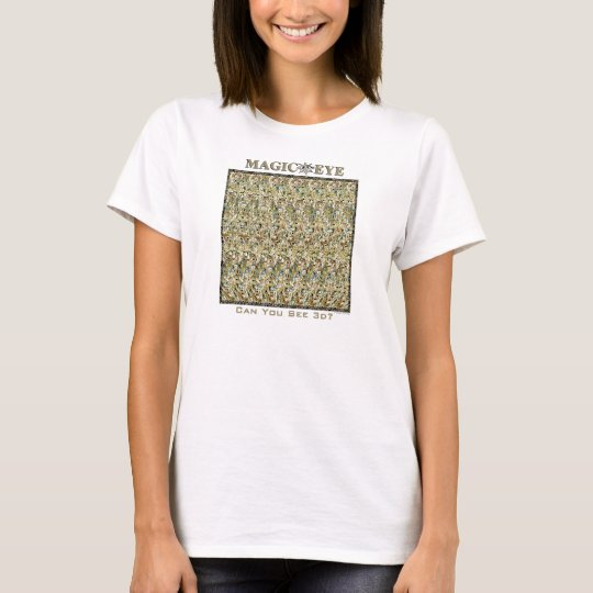 "Magic Eye® 3D ""Mirage"" T-Shirt"