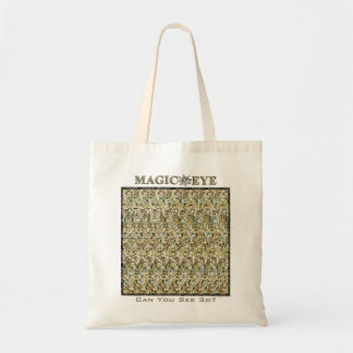 "Magic Eye® 3D ""Mirage"" Tote Bag"