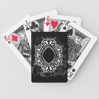 Magic Eye Bicycle Playing Cards